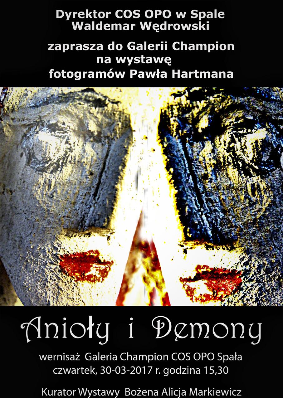 demony i anioły